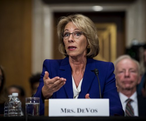 DeVos, Zinke, Perry, McMahon get committee approvals