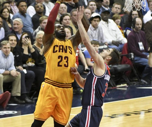 LeBron James, Kyrie Irving carry Cleveland Cavaliers past Denver Nuggets