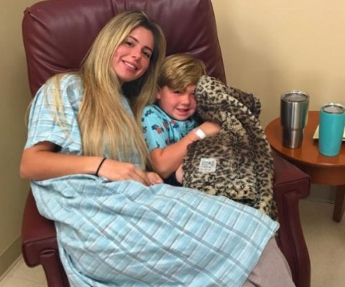 Kim Zolciak's children Brielle, Kash undergo surgery: '2 kids same recovery room'