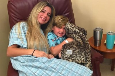 Kim Zolciak's children Brielle, Kash undergo surgery: '2 kids same recovery room'
