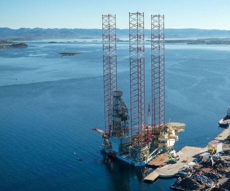Rig in December fatality in North Sea to be used again
