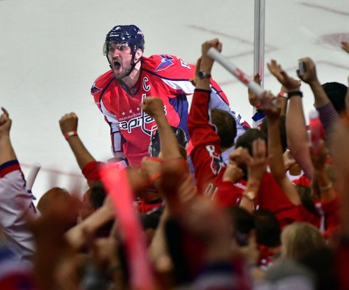 Capitals' Alex Ovechkin nets goal No. 600