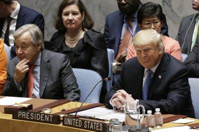 Trump to U.N. Security Council: 'Secret meetings' underway with North Korea