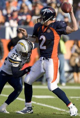 NFL: San Diego 32, Denver 3