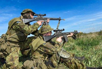 NATO trumpets 'resolve' against threats