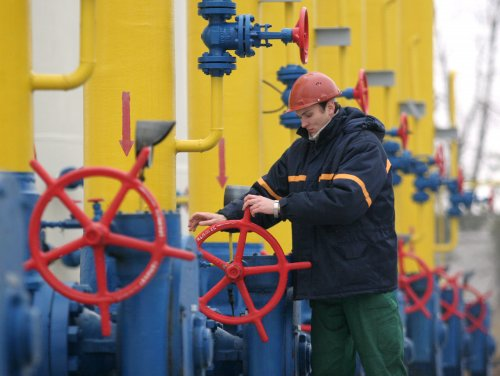 Gazprom blames Ukraine for high expenses