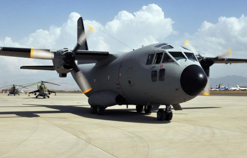 Air Force scraps nearly $500 million in planes in Afghanistan