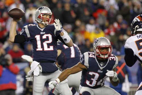 Brady, Pats set to take temperature of upstart Colts