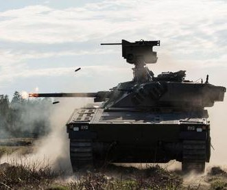 BAE Systems Hagglunds delivers CV90 infantry fighting vehicle