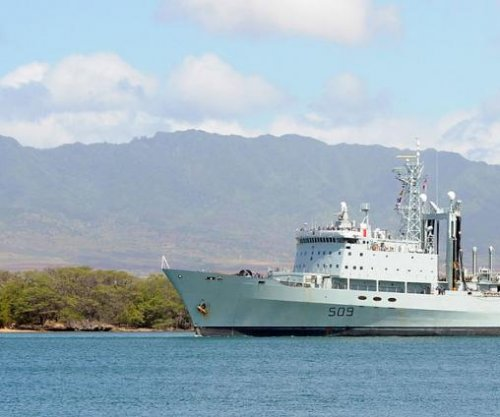 Canada seeking supply ship for its Navy