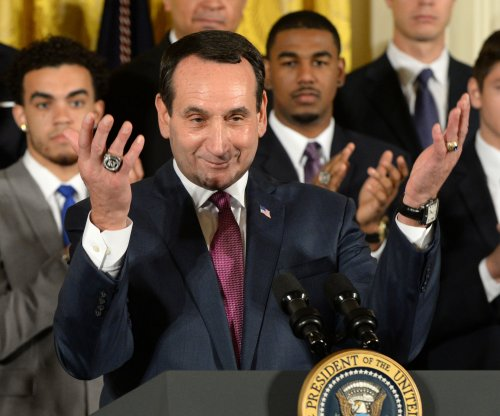 Mike Krzyzewski has knee-replacement surgery