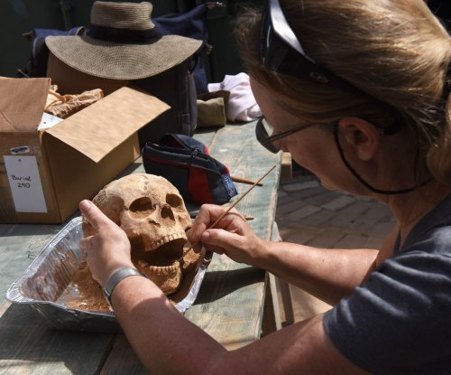 Discovery of Philistine cemetery in Israel could unravel Biblical mystery