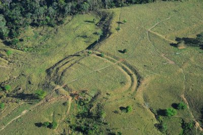 Study details ancient earthworks construction in the Amazon