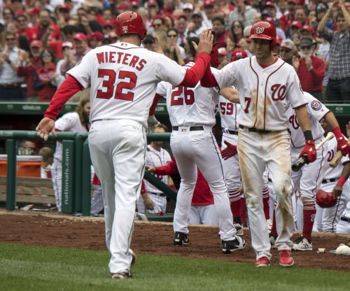 Matt Wieters' walk-off hit lifts Washington Nationals over Baltimore Orioles
