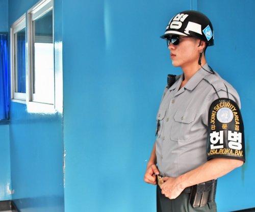 North Korea's use of automatic fire violates armistice, Seoul says