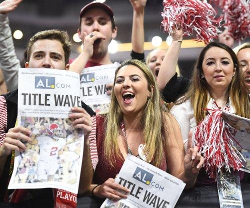CFP National Championship: Tuscaloosa celebrates Alabama win