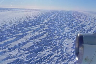 East Antarctic Ice Sheet has fewer lakes underneath it than scientists thought