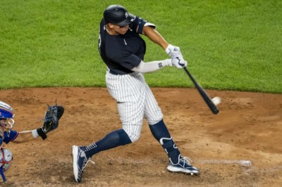 Yanks' Judge homers twice to top rival Mets in summer camp clash