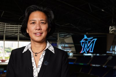 New Marlins GM Kim Ng inspired by women in NFL, NBA
