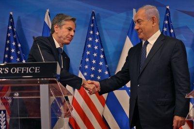 Blinken meets Netanyahu, Abbas; U.S. consulate in Jerusalem to reopen