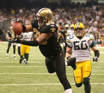 NFL: New Orleans 51, Green Bay 29