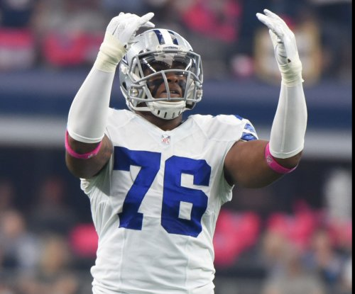 Cowboys DE Greg Hardy, Jerry Jones meet to talk distractions