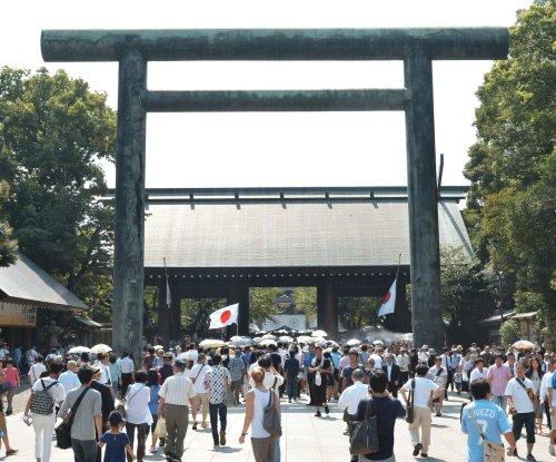 Explosion damages Tokyo's Yasukuni Shrine