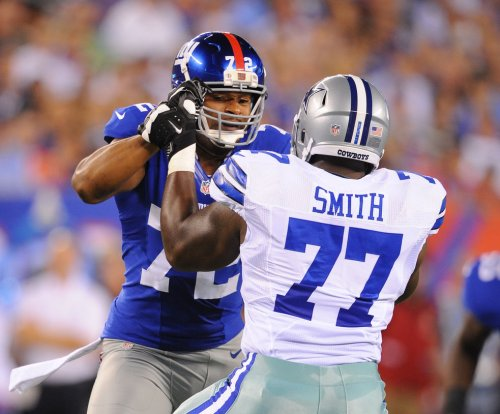 Dallas Cowboys OTs Tyron Smith, Doug Free both ailing