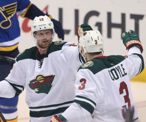 Minnesota Wild shut out St. Louis Blues, avoid series sweep
