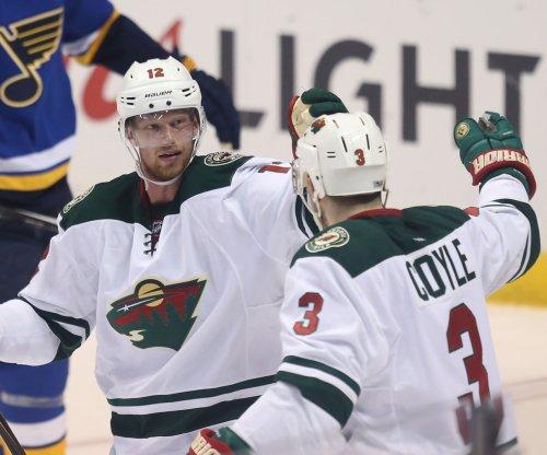 Minnesota Wild shut out St. Louis Blues, avoid series sweep