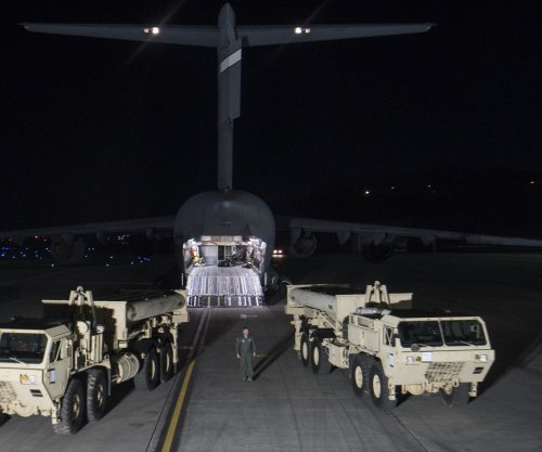THAAD in South Korea ready to shoot down missiles, Seoul says