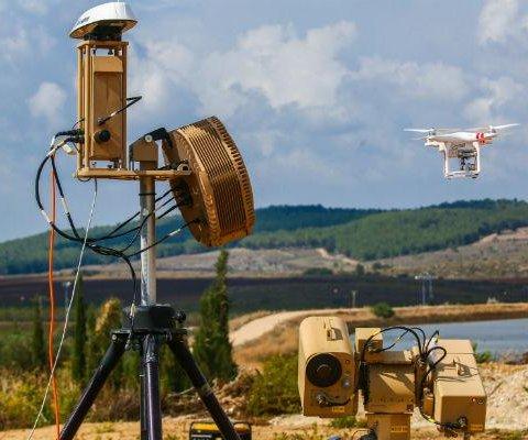 Rafael unveils Drone Dome anti-drone system