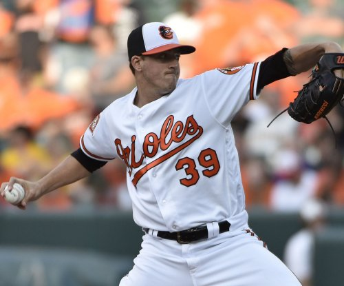 Kevin Gausman tosses seven scoreless as Baltimore Orioles stop Tampa Bay Rays