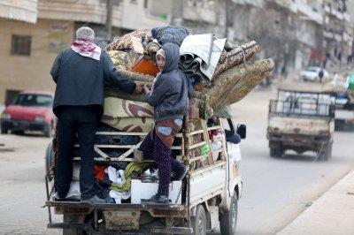 Watchdog: Turkish-backed forces looting Afrin, Syria