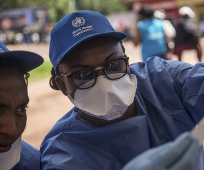 WHO to begin using 2nd Ebola vaccine in Congo