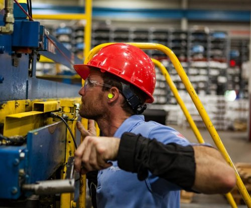 U.S. manufacturing reports show slight hope in long recovery ahead