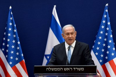 Netanyahu: Palestinians will no longer have 'veto on peace'