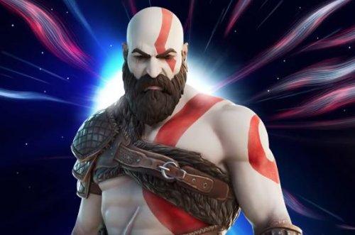 PlayStation's Kratos from 'God of War' joins 'Fortnite'