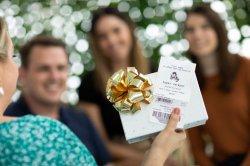 Australian woman wins $72,300 from lottery ticket she got for free