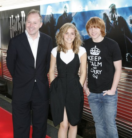 Yates to finish 'Harry Potter' film saga