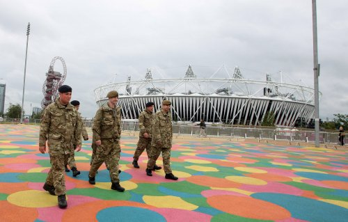 More troops for Olympics may be needed