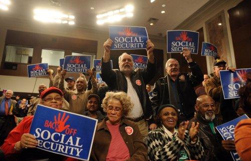 Social Security not part of debt plan