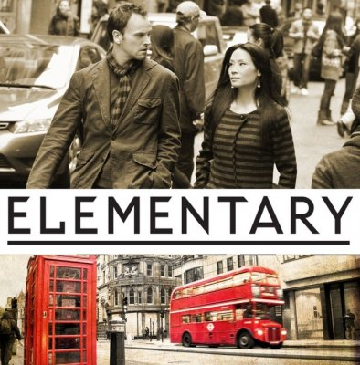 'Elementary' producer dishes about show's visit to London