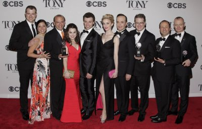 'Gentleman's Guide to Love and Murder' wins the Tony for Best Musical