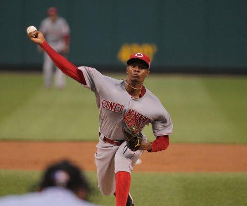 Cincinnati Reds' Raisel Iglesias settles down after rough start