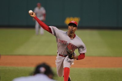 Cincinnati Reds' Raisel Iglesias settles down after rough start