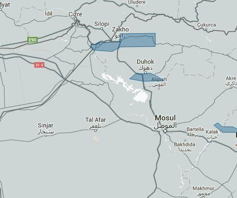 Kurds make payments for oil exports
