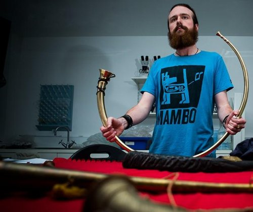 Ancient Ireland, India linked by musical horn tradition