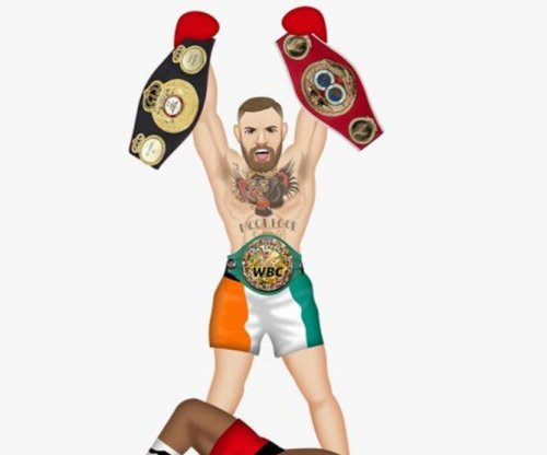 Conor McGregor throws low blow at Floyd Mayweather with domestic violence jab