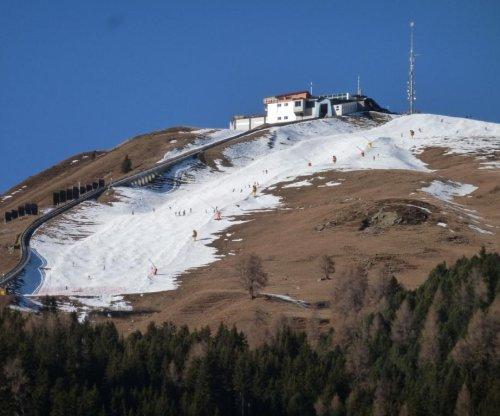 Climate models predict shortened ski season in the Alps